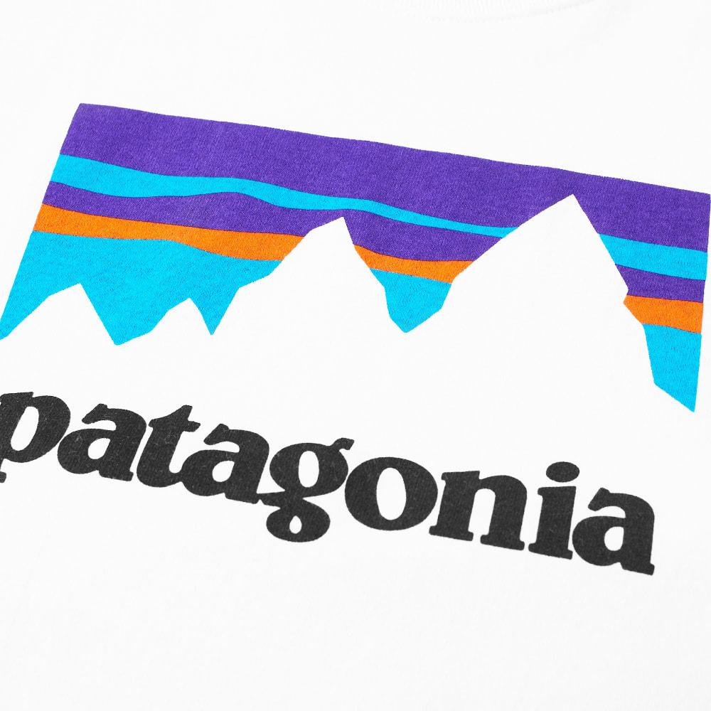 Patagonia Shop Sticker Responsibili-Tee