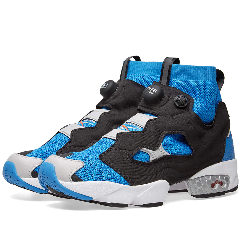 premium selection 92796 23503 Reebok Instapump Fury OG Blue, Black, Silver   Red   END.