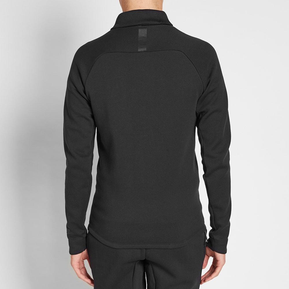 nike tech fleece jacket black. Black Bedroom Furniture Sets. Home Design Ideas