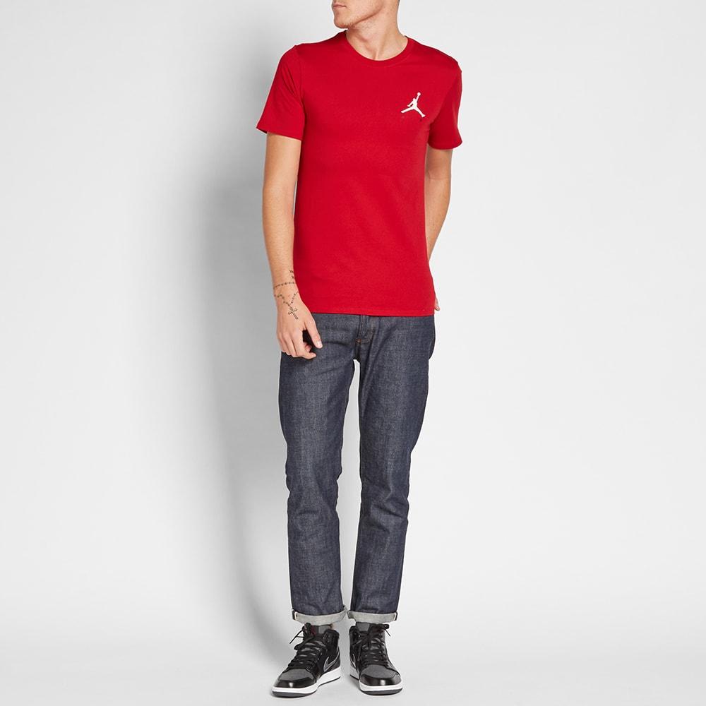 d7e1208294 Nike Jordan All Day Tee Gym Red & White | END.