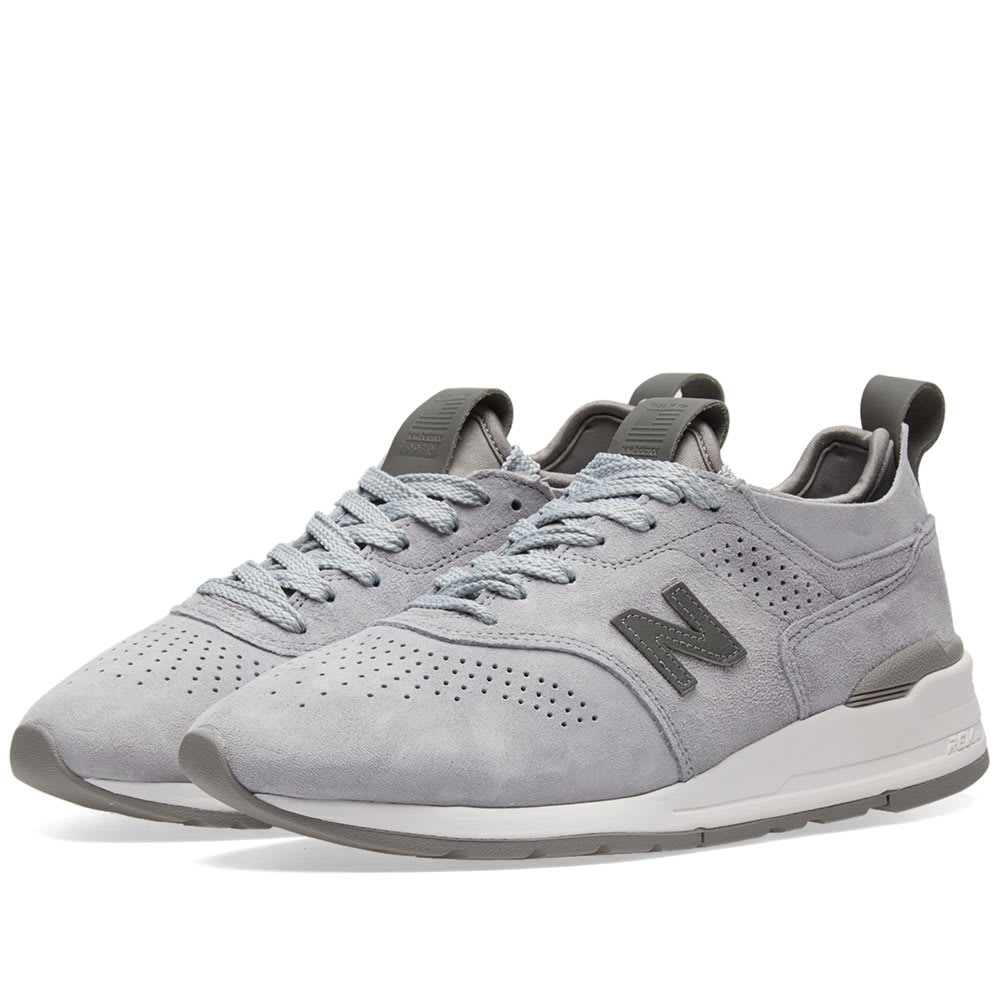 New Balance M997DGR2 'Deconstructed' - Made in the USA