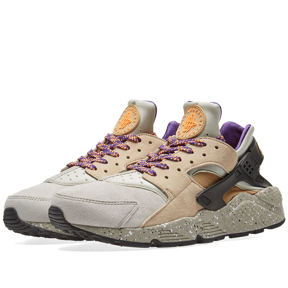 7cca7162b050 Nike Air Huarache Run Premium Linen   Golden Beige