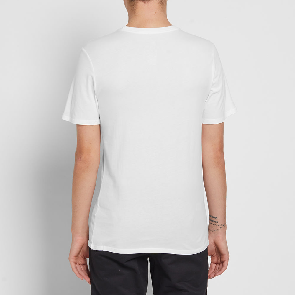 7cc5bfda509f Nike Futura Icon Tee White   Black