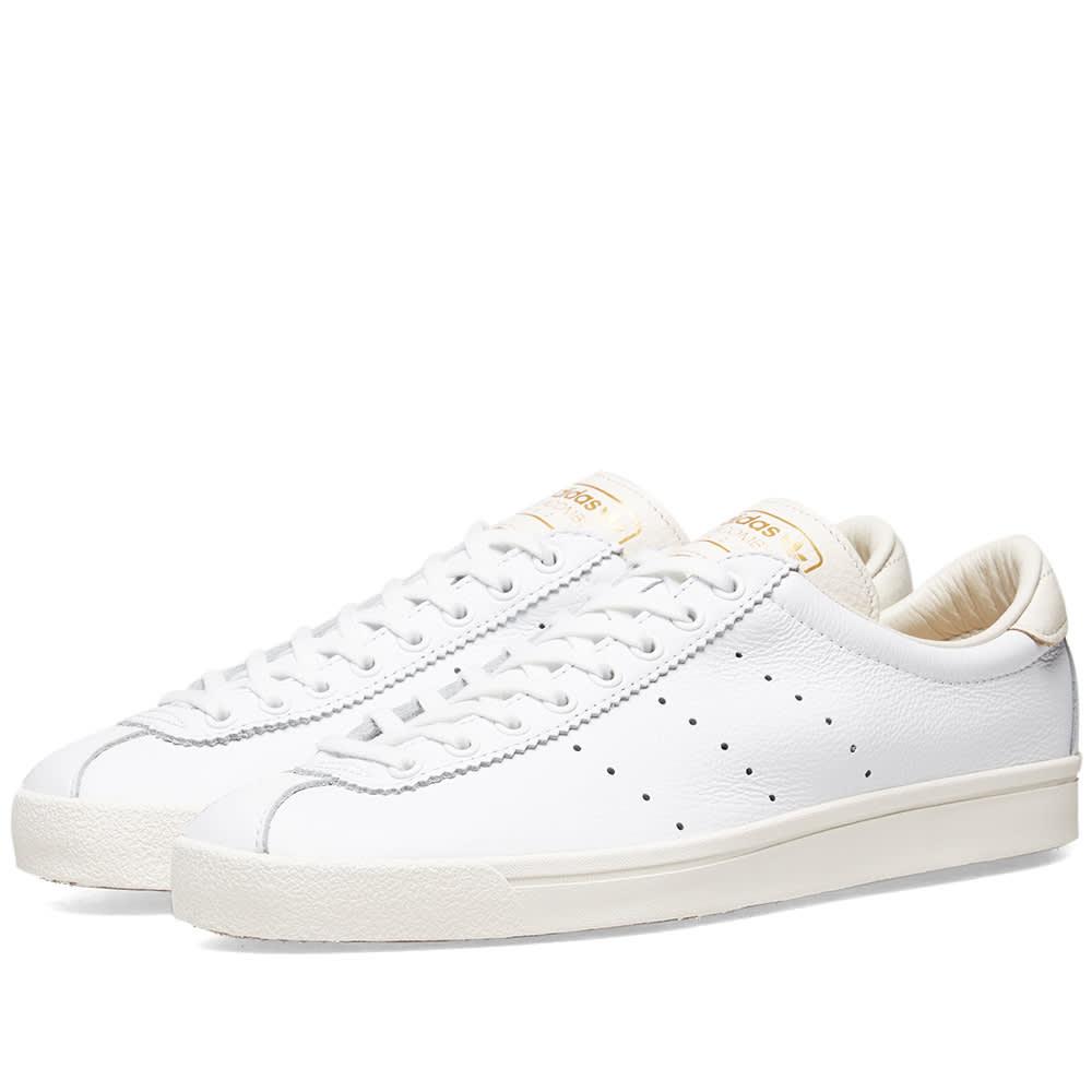 Adidas SPZL Lacombe White \u0026 Chalk | END.