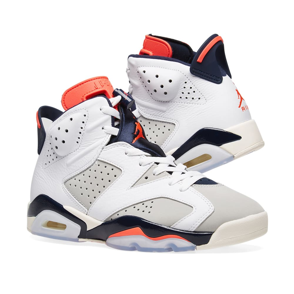 check out 5961f 7249a Air Jordan 6 Retro 'MJ X Tinker'
