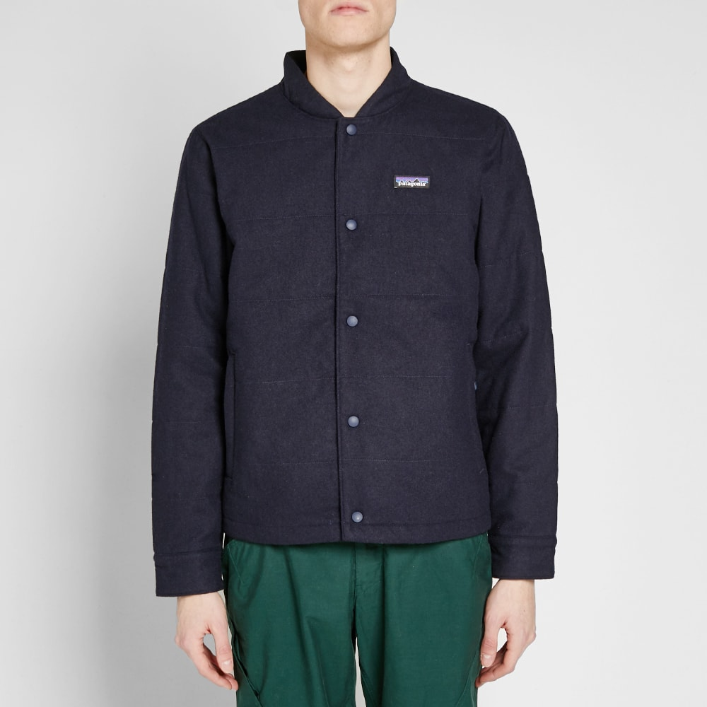 d9bb0eb2f Patagonia Recycled Wool Bomber Jacket