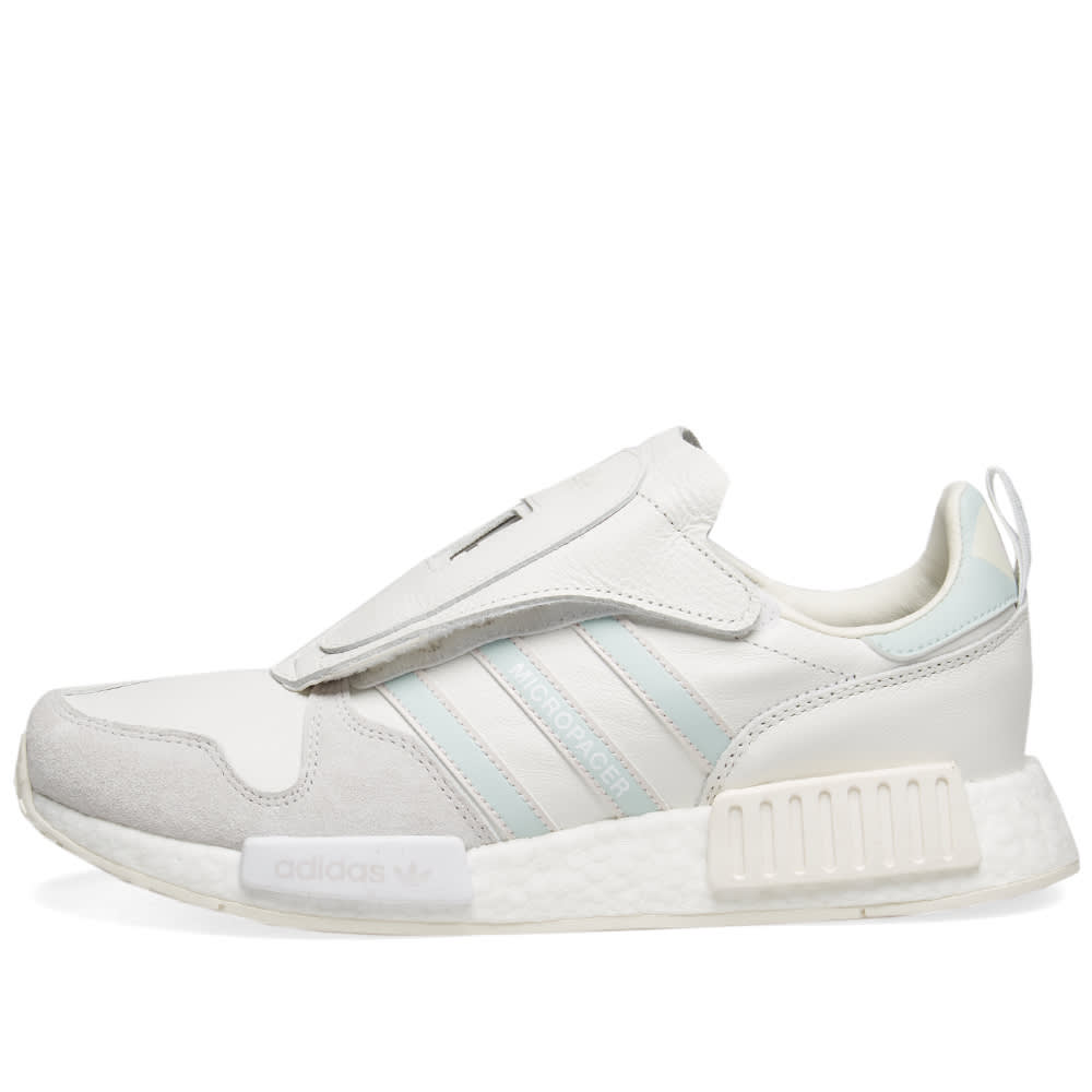 Details about Adidas R1 x Micropacer White Mens Shoes G28940 nmd y3 SIZE UK 10.5 US 11