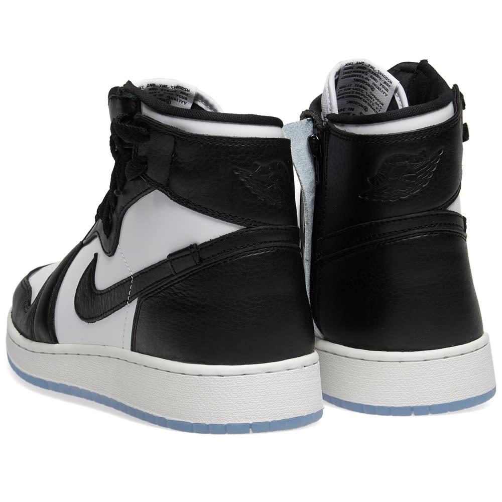 Air Jordan 1 Rebel XX W (Black & White) | END.