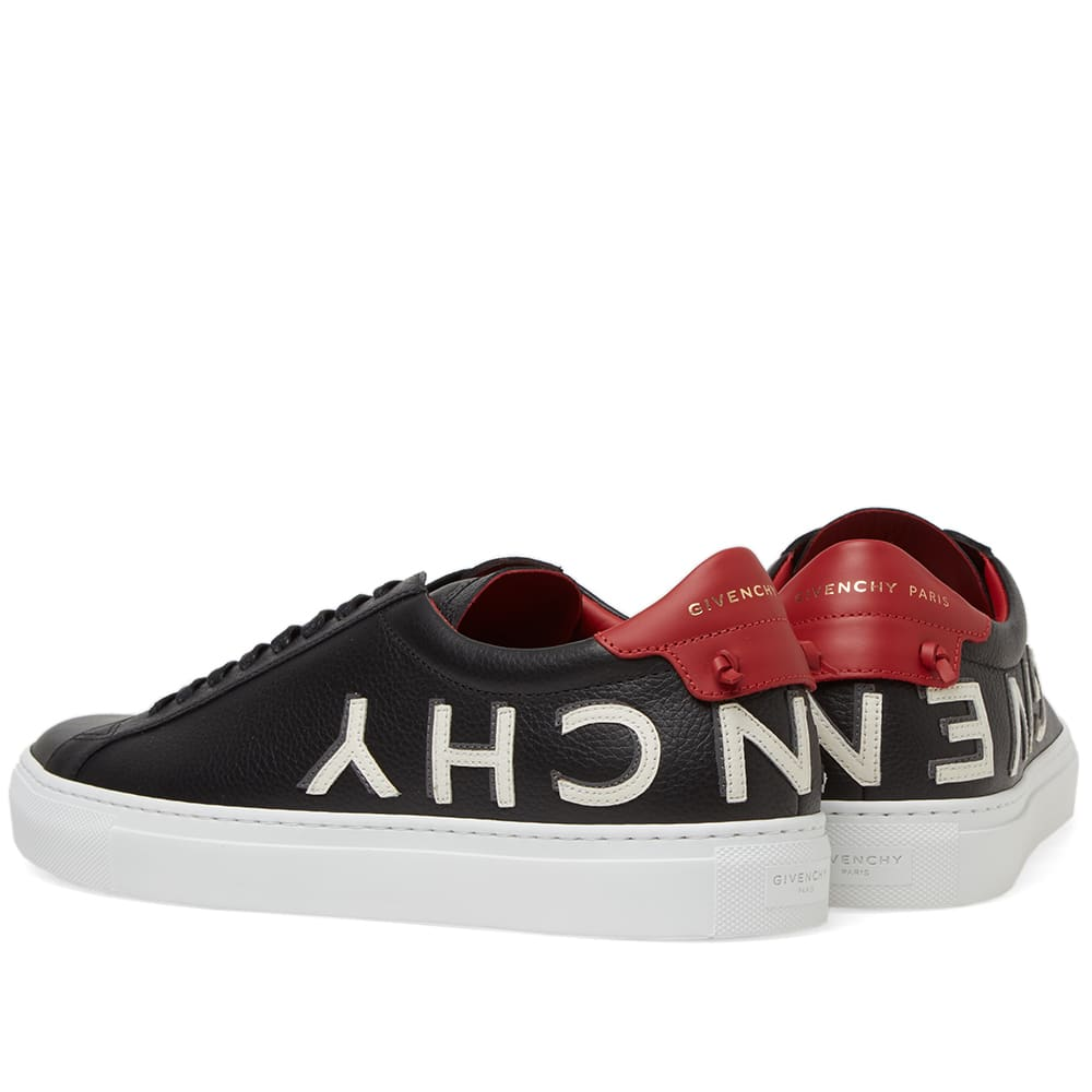 Givenchy Reverse Letters Low Top Sneaker