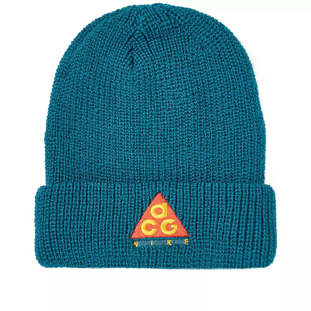 new arrival cc62f 96081 Nike ACG NSW Beanie Geode Teal   END.