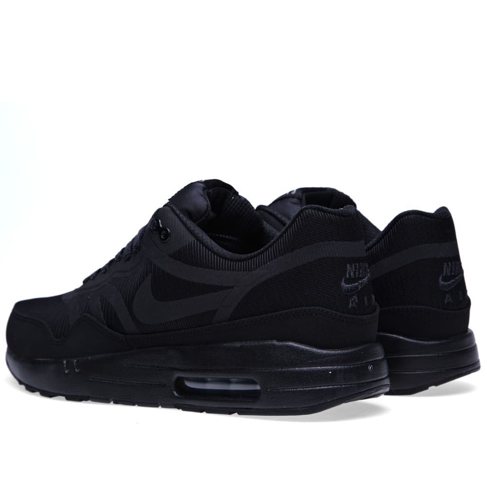 54081b905a Nike Air Max 1 Comfort Premium Tape 'Reflective Pack' Black & Anthracite |  END.