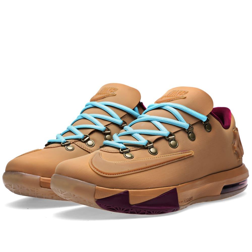 newest 2425f 7ca1b Nike KD VI Ext Gum QS