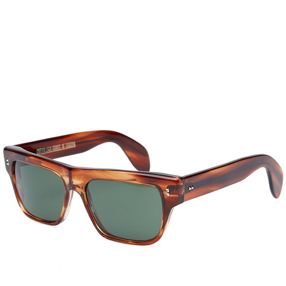 6113cccd0 Cutler & Gross 1131 Sunglasses Dark Turtle | END.