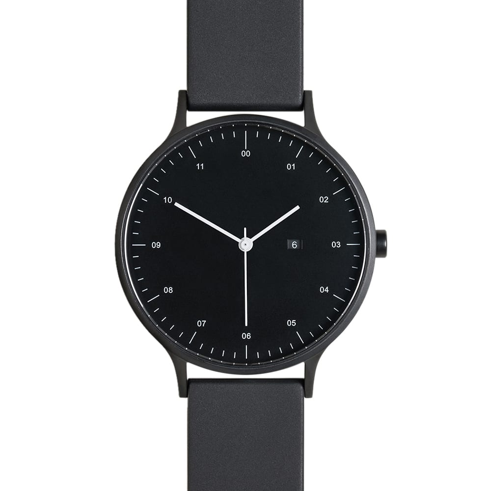 INSTRMNT Instrmnt K-100 Watch in Black