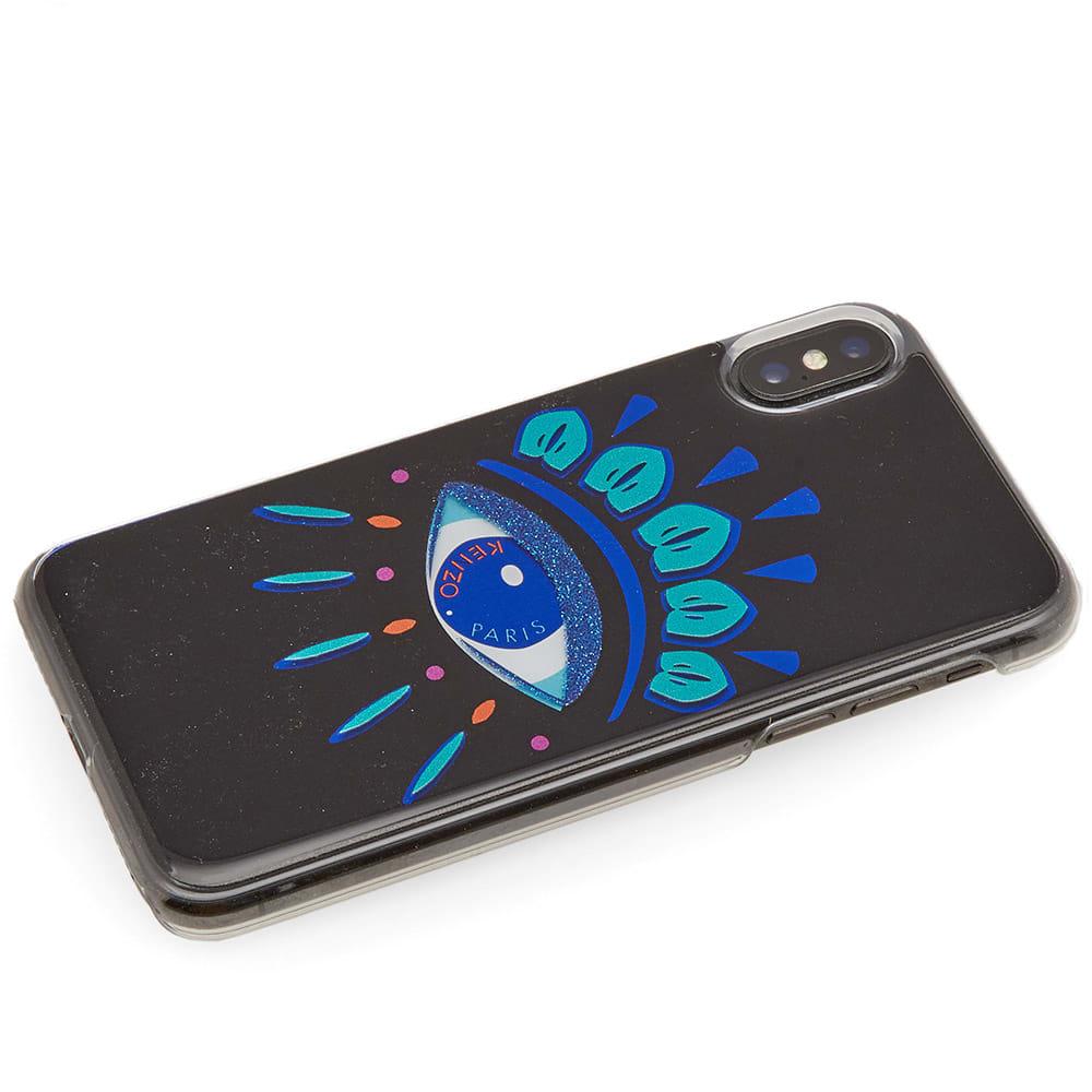 167b15eb Kenzo iPhone X Eye Case Cyan | END.