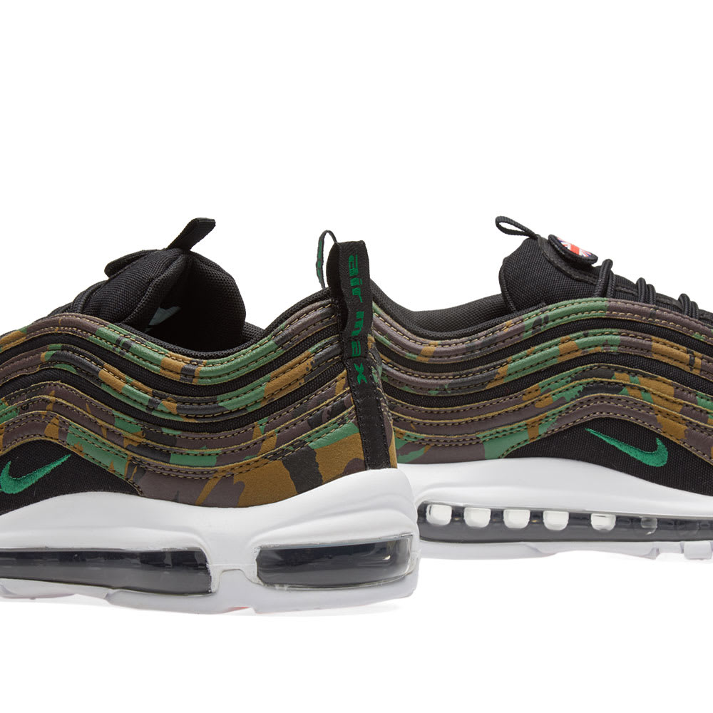 huge selection of 1c732 b72a0 Nike Air Max 97 'Country Camo'