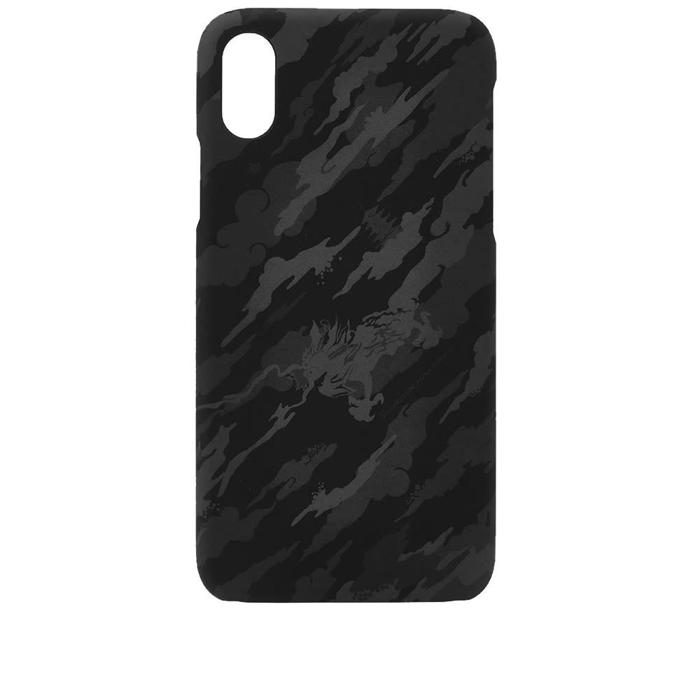 online retailer 29a7d 3d9a8 Maharishi Camo iPhone X Case