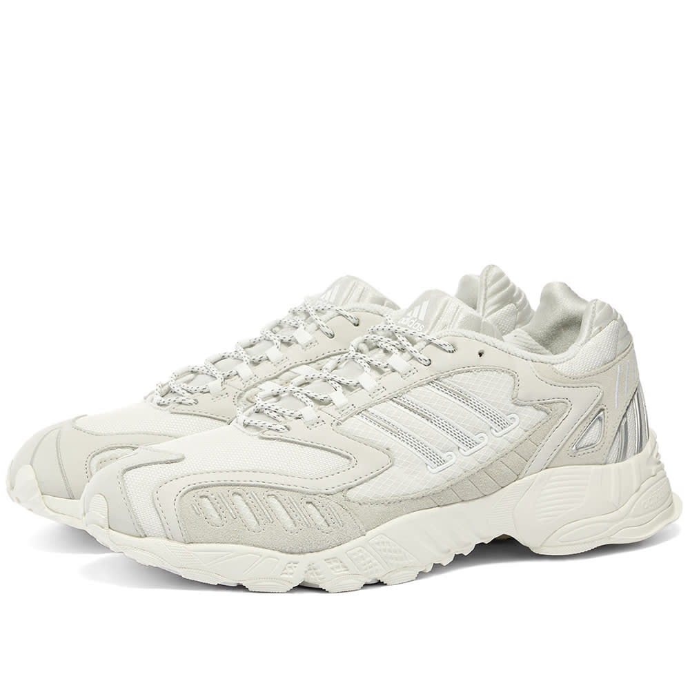 Adidas Torsion TRDC White \u0026 Crystal | END.