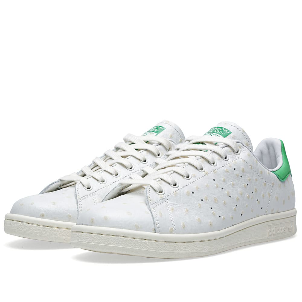 the latest 58028 3acb9 Adidas Consortium Stan Smith  Ostrich Leather