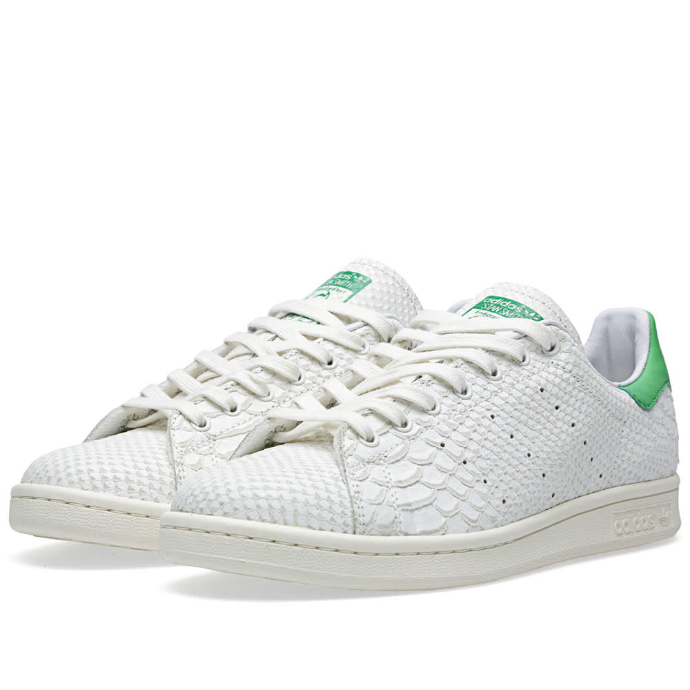 new product ac797 437a9 Adidas Consortium Stan Smith 'Reptile Leather'