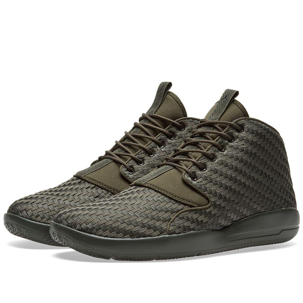 8c773ec0f16159 Nike Jordan Eclipse Chukka Sequoia   Black