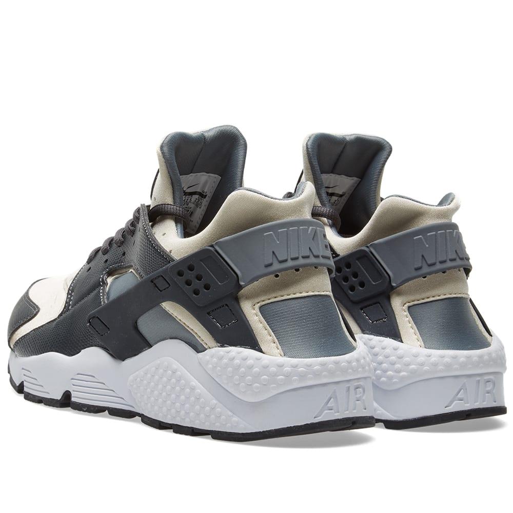 634835 019 Nike Wmns Air Huarache Run Anthracite Oatmeal