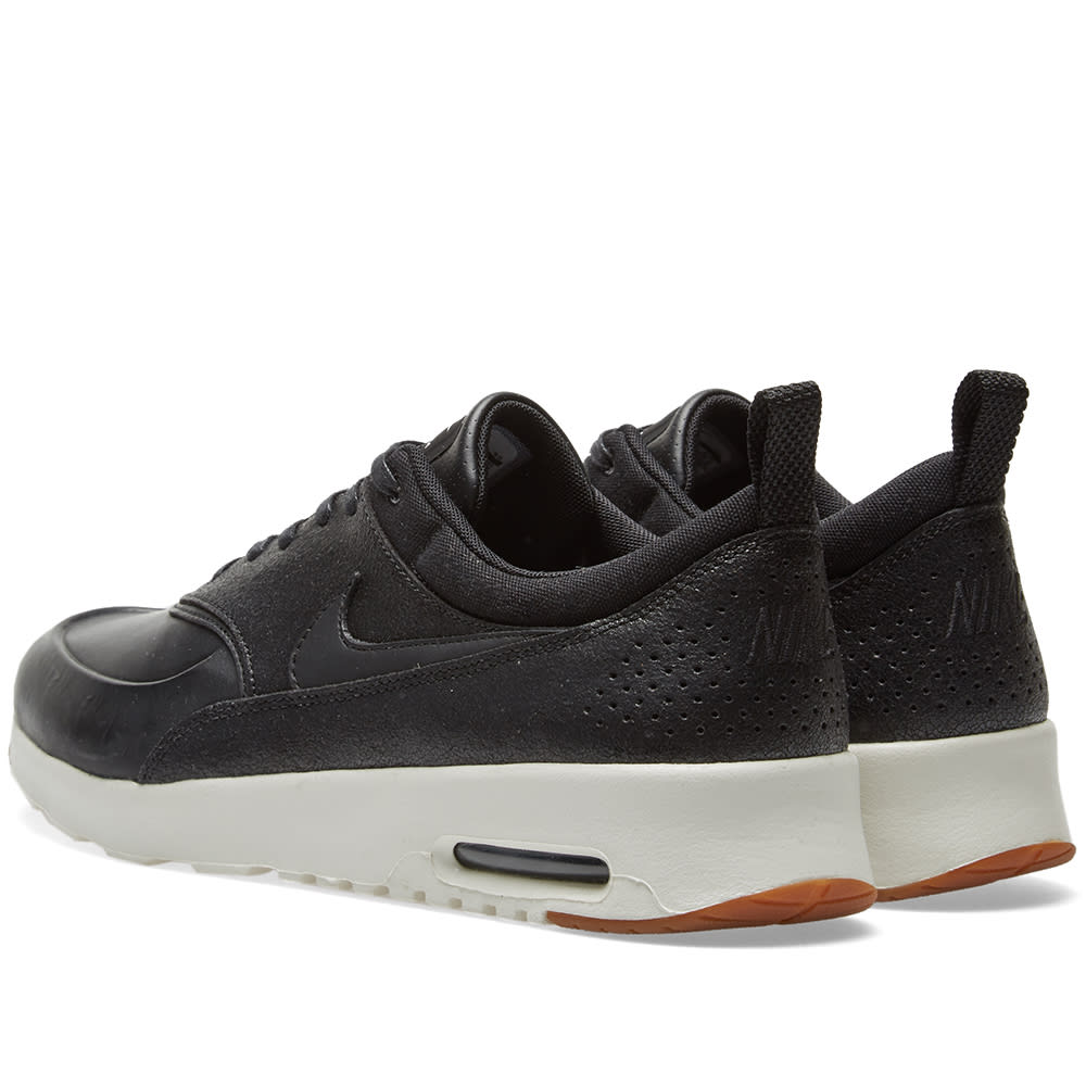 buy popular cac1a 349ef Nike W Air Max Thea Premium Black, Sail   Gum   END.