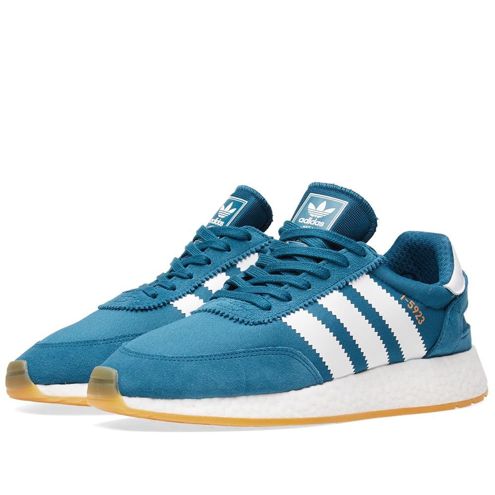 Women's Adidas I-5923 Blue