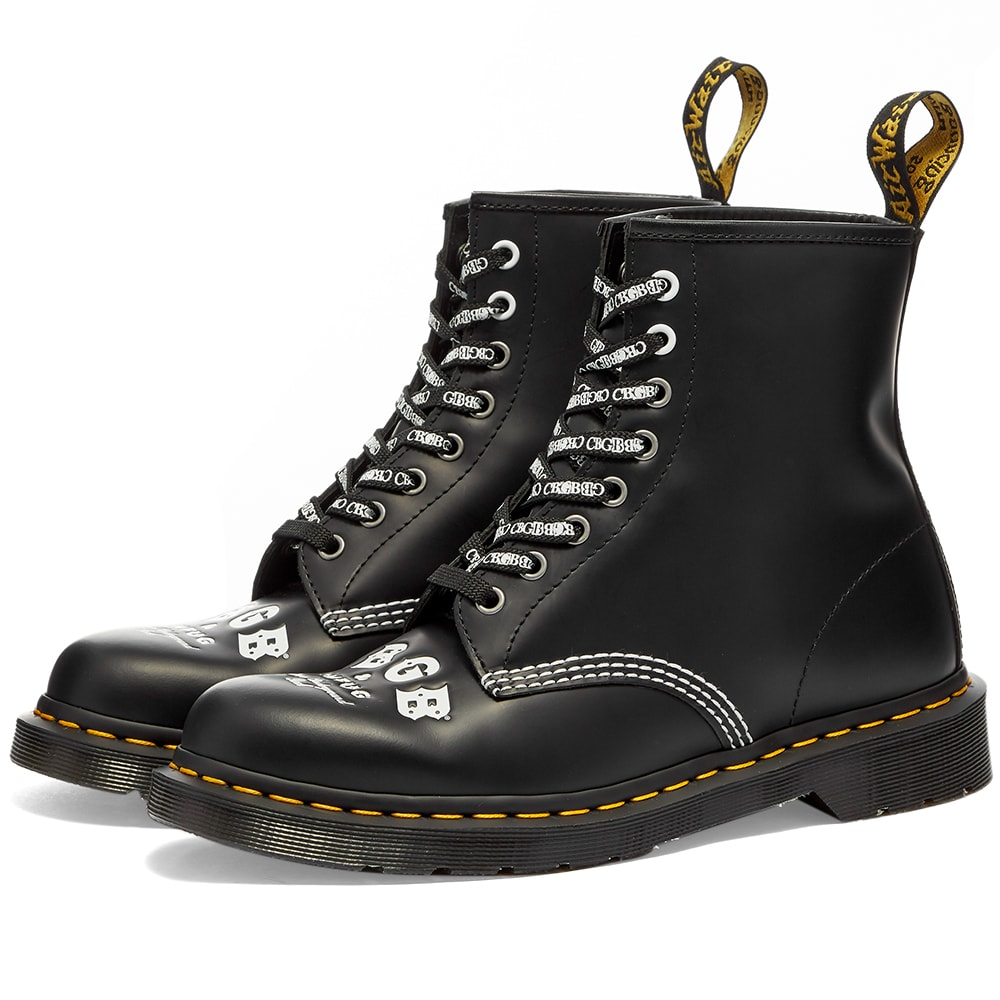 The North Face Purple Label Collabs With Dr. Martens | Best