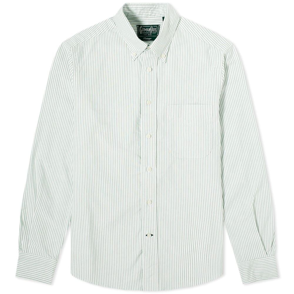 Vintage Oxford Button Up Shirt
