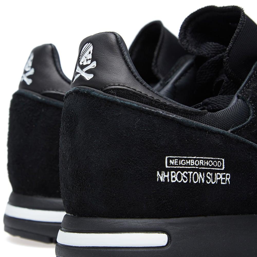 606f4695fcc1e Adidas x Neighborhood Boston Super OG Black