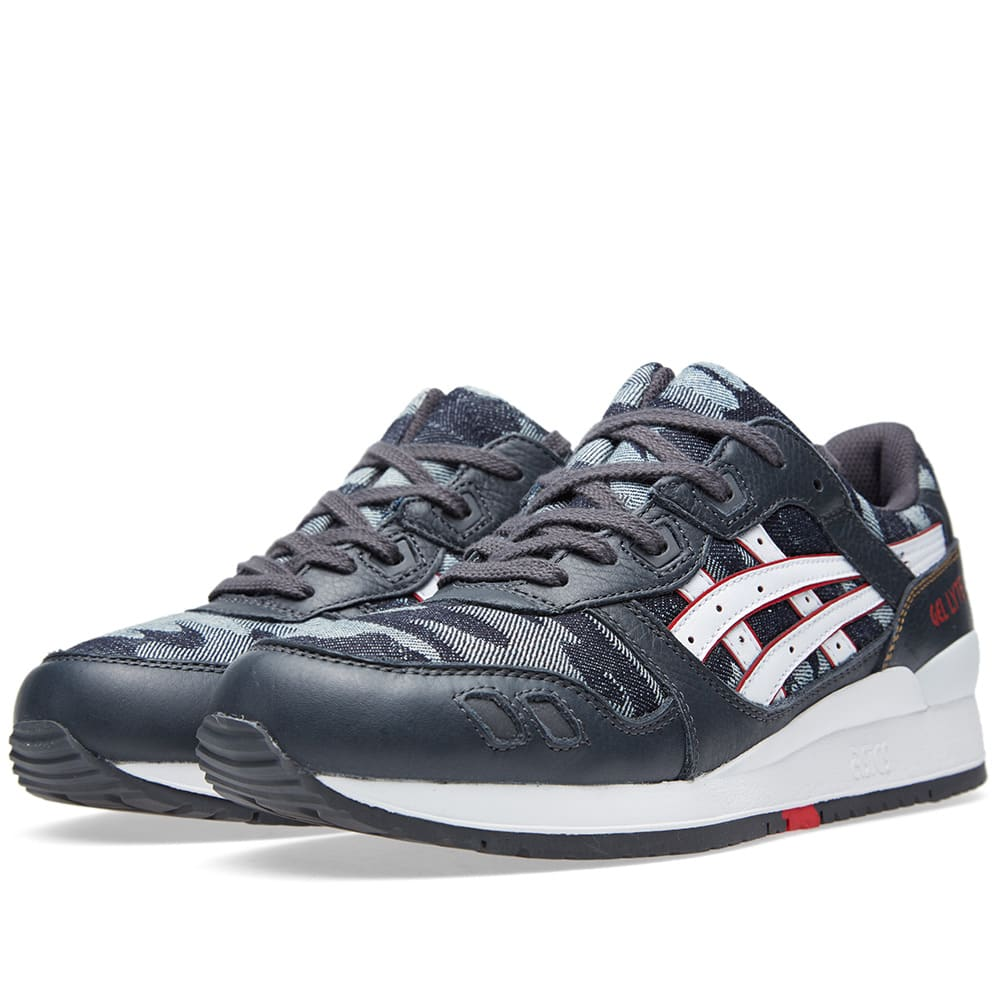 new concept 40f22 bd2b6 Asics Gel Lyte III 'Japanese Denim'