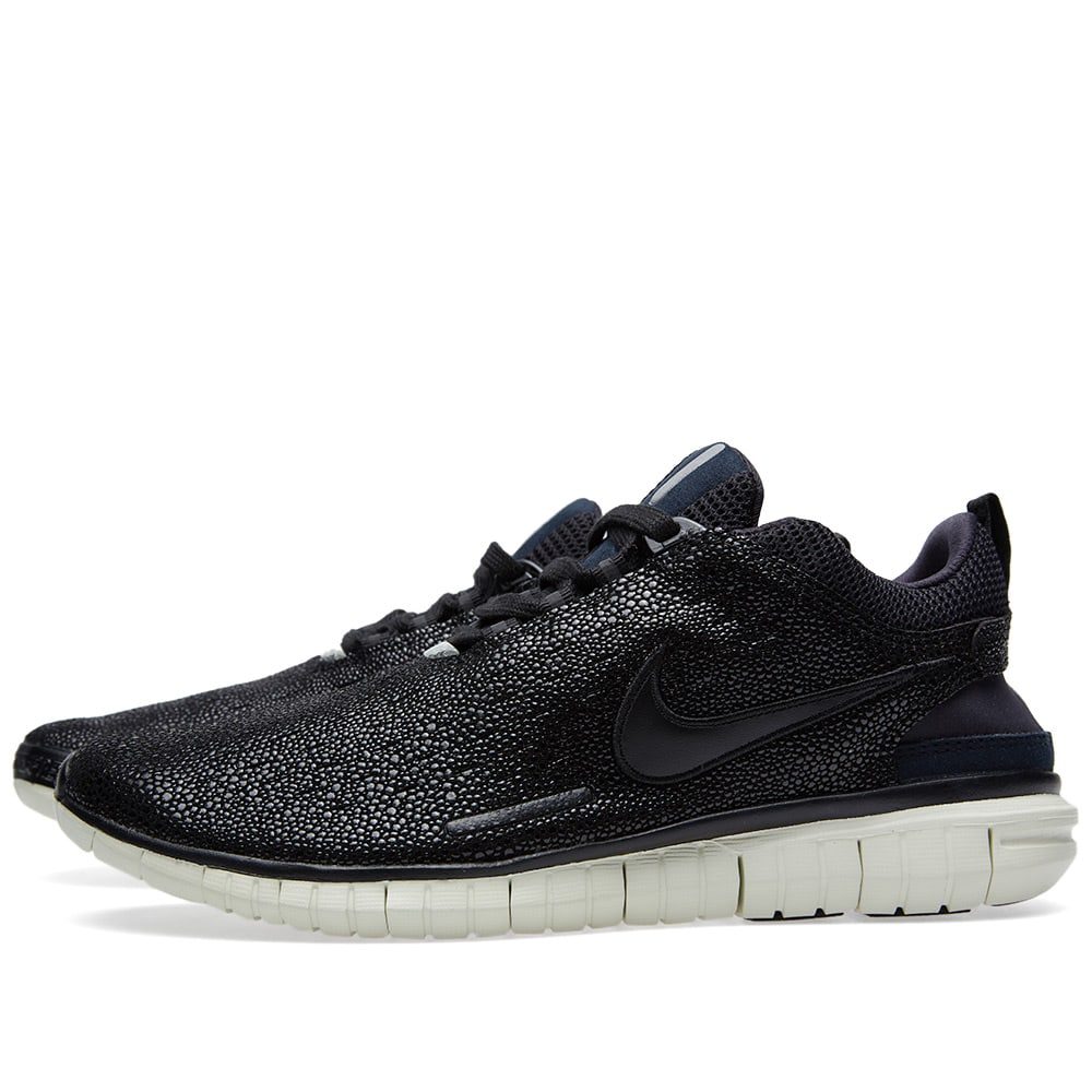 393d0ebe1226 Nike Free OG PA  Stingray  Black   Sea Glass