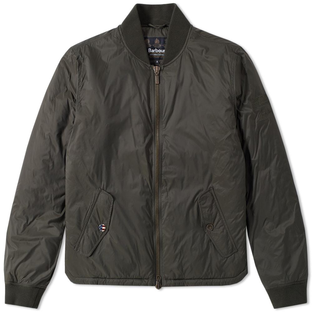 Barbour Steve McQueen Oil Field Quilt Jacket