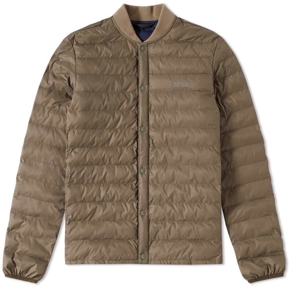Barbour x Land Rover Portsea Quilt Jacket