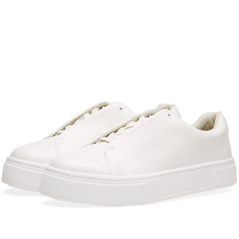 Eytys Doja Leather Sneaker White | END.
