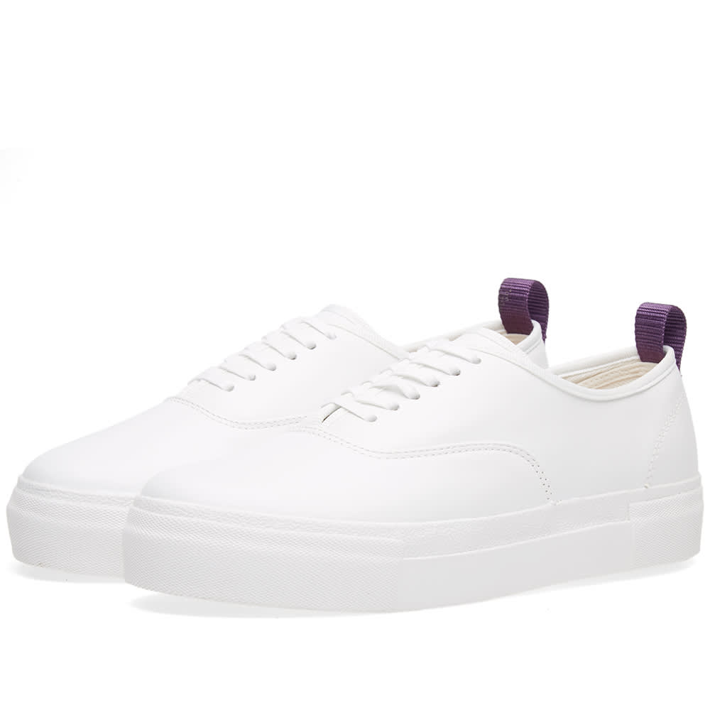 Eytys Mother Leather Sneaker White | END.