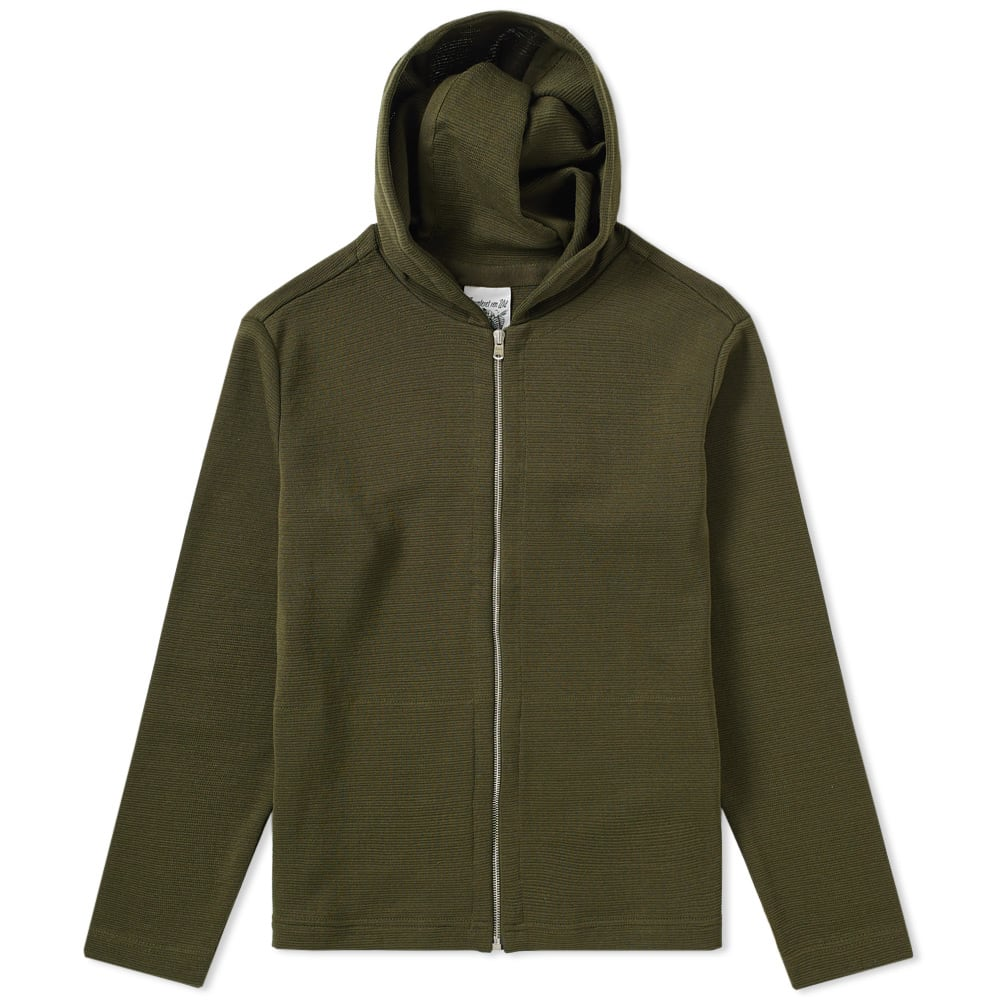 S.N.S. HERNING PACE HOODED JACKET