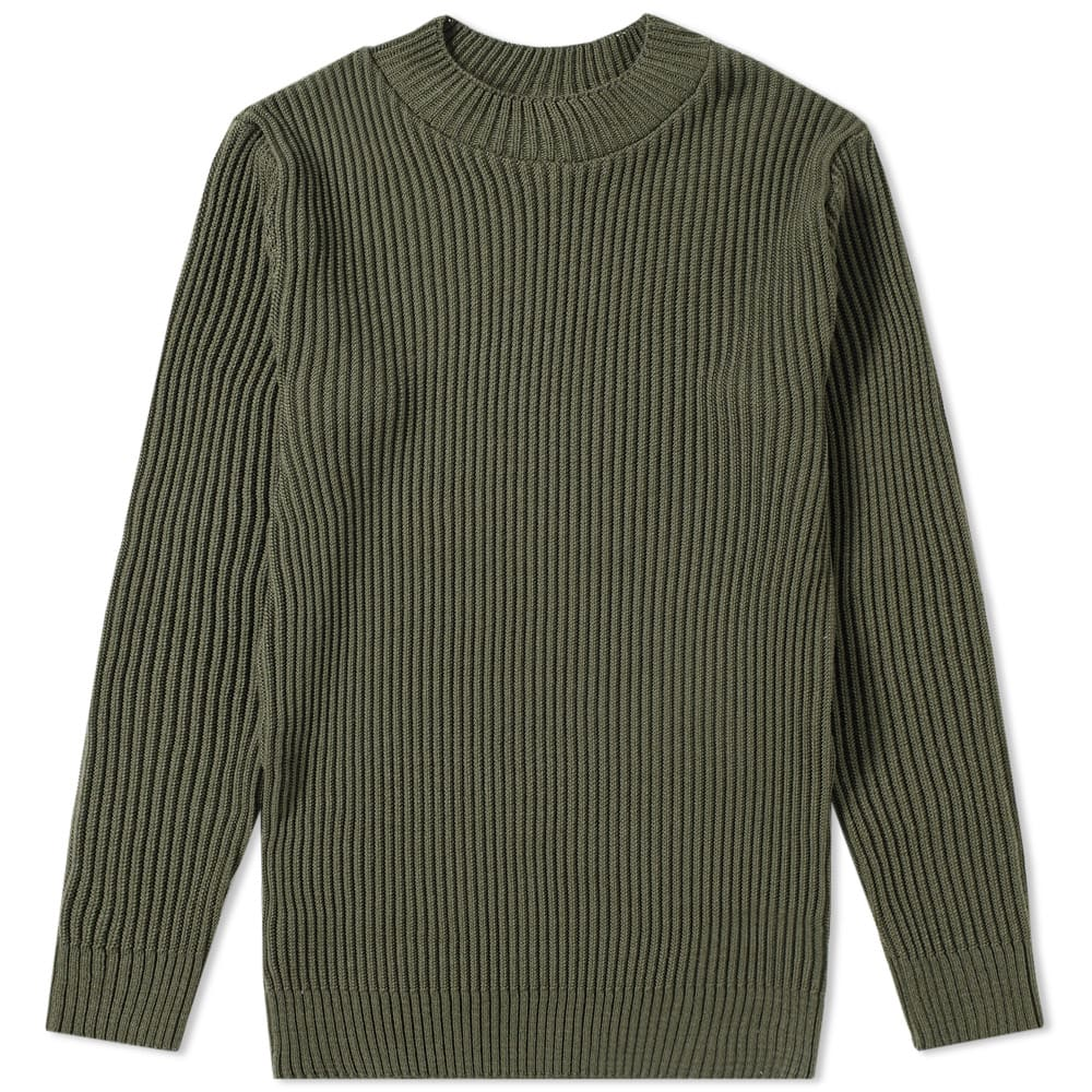 S.N.S. HERNING PATENT CREW KNIT