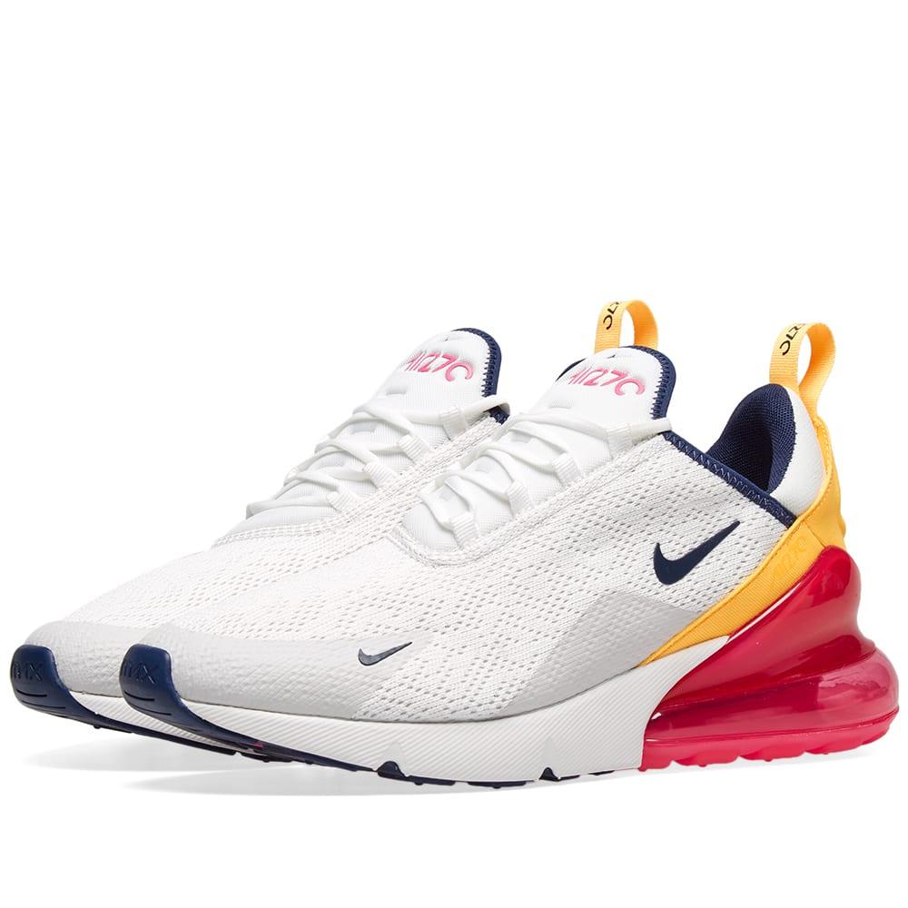 0abebb45ae4 Nike Air Max 270 W White