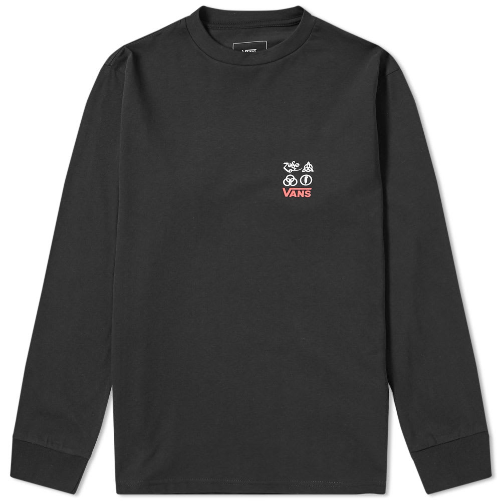 Vans x Led Zeppelin Long Sleeve Tee