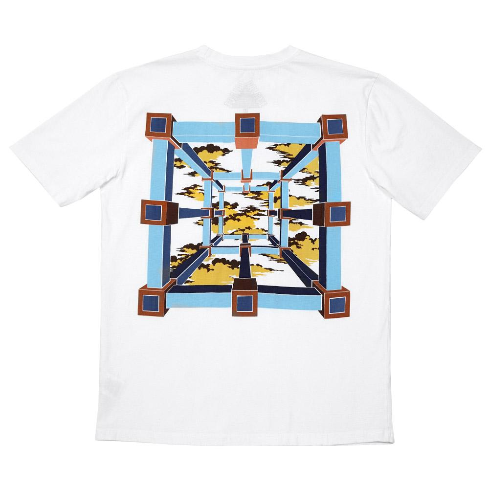 74b0833b Palace Palace London Tee White | END.