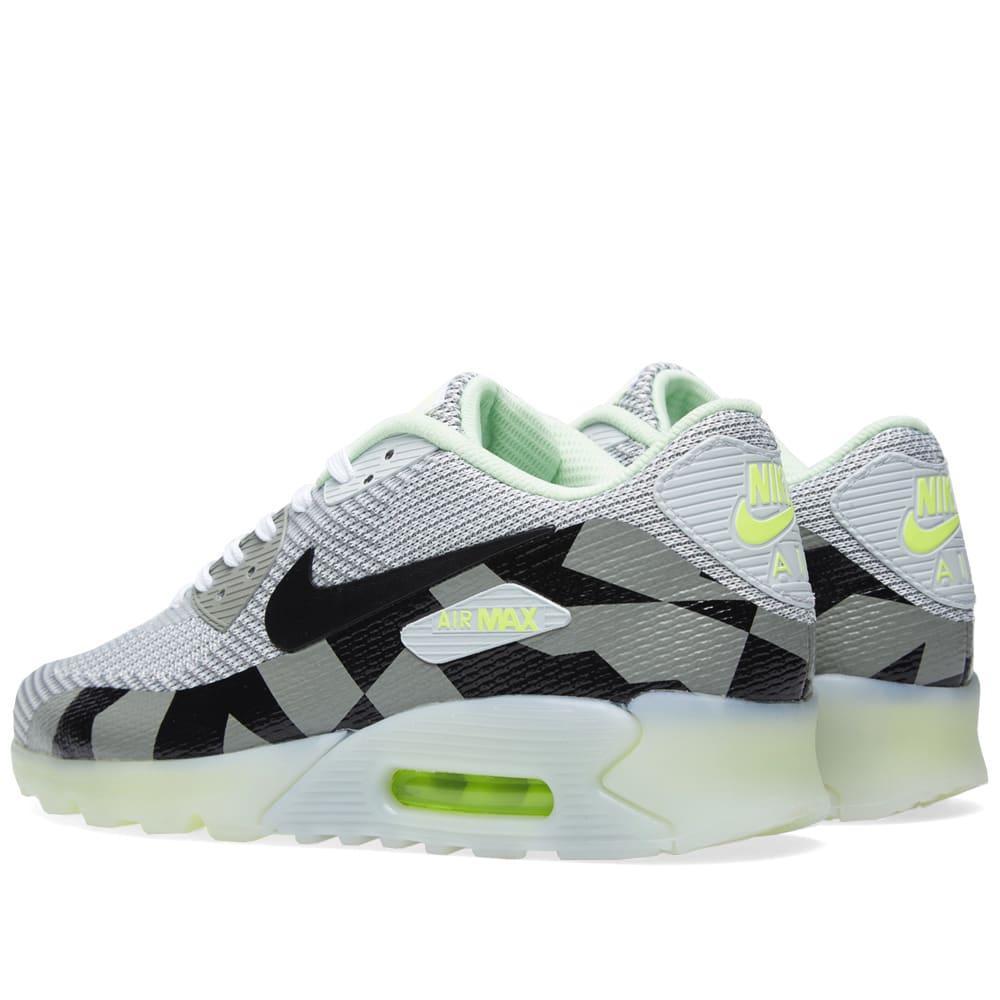 Nike Air Max 90 Jacquard Ice QS White