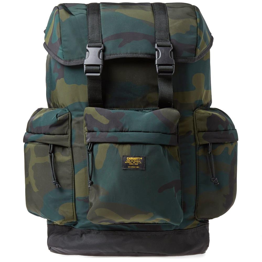 Carhartt Military Backpack Camo Combat Green