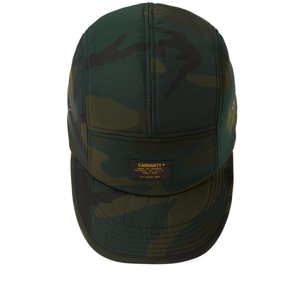 2f3a4fdcb518a Carhartt Military Logo Cap Camo Green