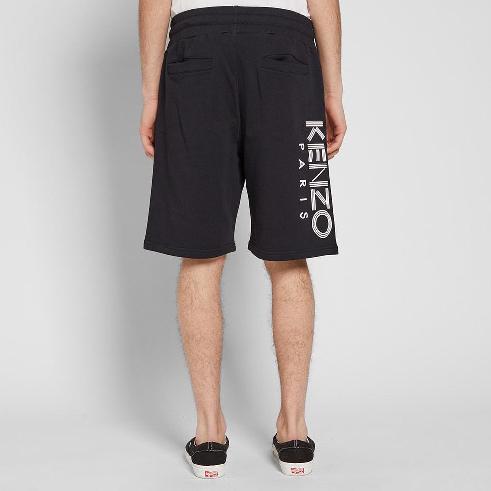 68fc0e26 Kenzo Paris Logo Short Black | END.