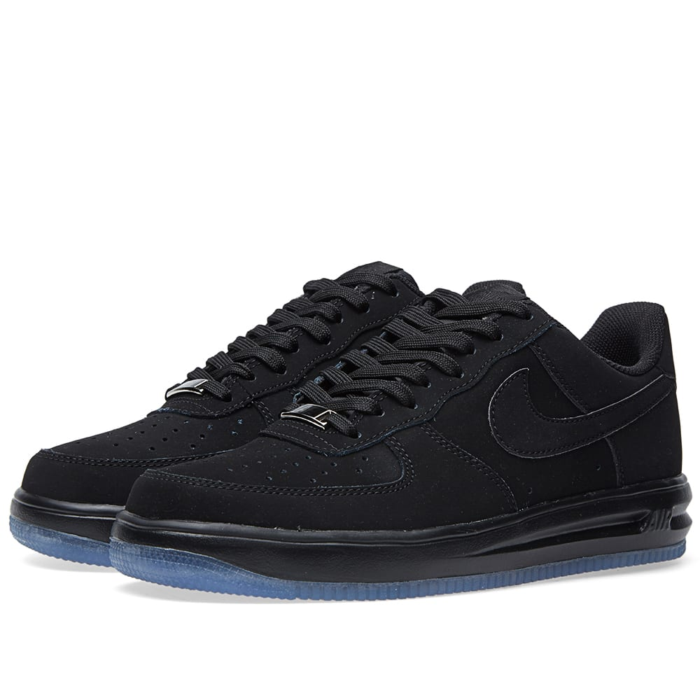 nike lunar force 1 39 14 black. Black Bedroom Furniture Sets. Home Design Ideas