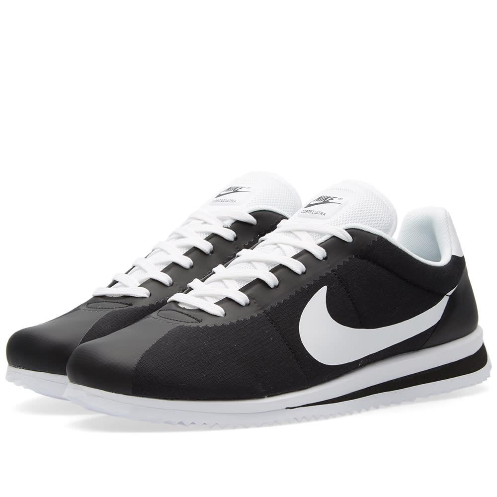 best sneakers c2b6b 8fb89 Nike Cortez Ultra Black   White   END.