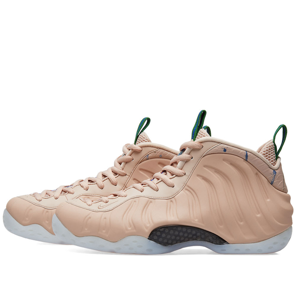 on sale ee39d f3cc0 Nike Air Foamposite One W Particle Beige   White   END.