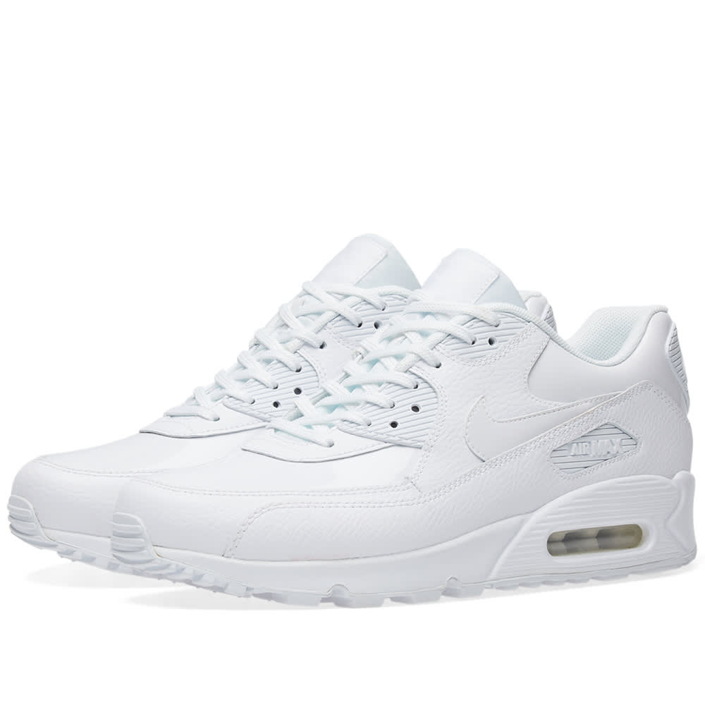 best loved a5587 04456 Nike Air Max 90 Patent Leather W White   END.